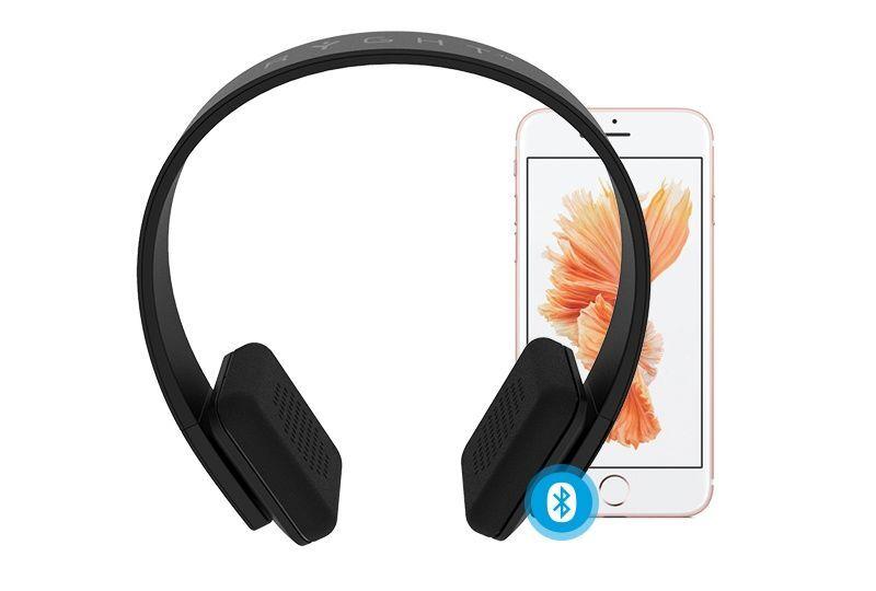 Bluetooth-гарнитура RYGHT SONOR BT Headphone Full BLACK купить в ... fcc24ba06ec13