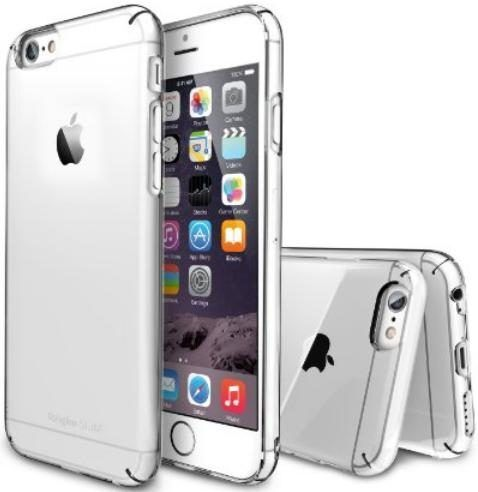 Чехол для iPhone 6/6S (4 7'') Ringke Slim Crystal (RSAP062)