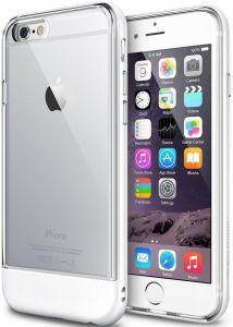 Чехол для iPhone 6/6S (4.7'') Ringke Fusion Frame Pearl White (RFAP019)