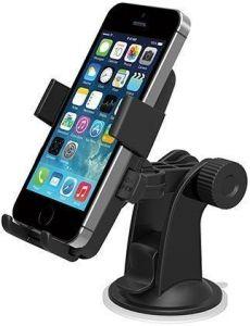 Автодержатель (универсальный) для телефонов iOttie Easy One Touch Universal Car Mount Holder (HLCRIO102)