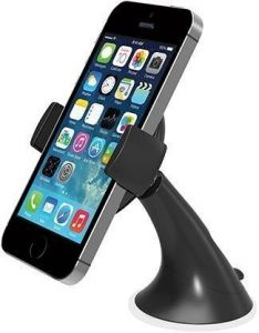 Автодержатель для iPhone 8/7/6, телефонов до 5'' iOttie Easy View Universal Car Mounth Holder (HLCRIO105)