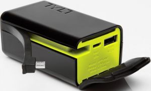 Внешний аккумулятор 5200mAh TYLT POWERPLANT PORTABLE BATTERY PACK with a Micro-USB (UPPLANT2-T)