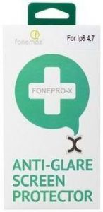 Защитная пленка для iPhone 6/6S 4.7'' Fonemax Fonepro-X Anti Glare Screen Protector