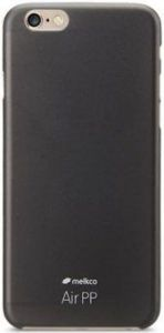Чехол для iPhone 6/6S 4.7'' Melkco Air PP Case - Black (APIP6FUTPPBK)