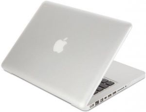 Чехол для MacBook Pro 13'' (2009-2012) Moshi Ultra Slim Case iGlaze Translucent Clear (V2) (99MO054907)