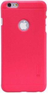 Чехол для iPhone 6 Plus / 6S Plus 5.5'' Nillkin Super Frosted Shield Red (+ пленка)