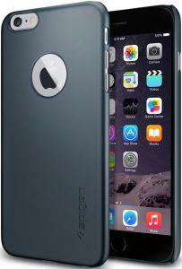 Чехол для iPhone 6 Plus / 6S Plus 5.5'' Spigen Case Thin Fit A Series Metal Slate (SGP10887)