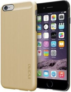 Чехол для iPhone 6 Plus / 6S Plus 5.5'' Incipio Feather SHINE Gold (IPH-1194-GLD)
