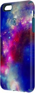 Чехол для iPhone 6 Plus / 6S Plus 5.5'' Speck CandyShell Inked SuperNova Red Pattern/Tahoe Blue (SP-SPK-A3187)