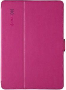 Чехол для iPad Air Speck StyleFolio Fuchsia Pink/Nickel Grey (SP-SPK-A2319)