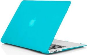 Чехол для MacBook Air 13'' Incipio feather - Translucent Neon Blue (IM-293-BLU)