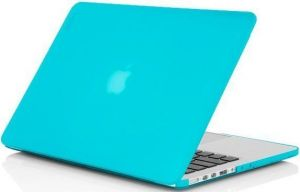 Чехол для MacBook Pro 13'' Retina (2012-2015) Incipio feather - Translucent Neon Blue (IM-292-BLU)