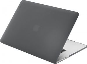 Чехол для MacBook Pro 15'' Retina (2012-2015) LAUT HUEX Black (LAUT_MP15_HX_BK)