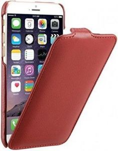 Кожаный чехол Decoded Leather Flip Case для iPhone 6/6S (4.7'') Red (D4IPO6FC1RD)