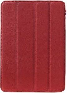 Кожаный чехол для iPad 9.7'' (2017/2018) / Air 1 Decoded Leather Slim Cover Red (D3IPA5SC1RD)