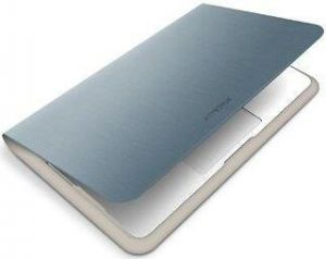 Чехол Macally Protective Folio case для MacBook Air 11'' Silver (AIRFOLIO11-S)