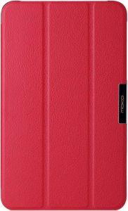 Чехол для Samsung Galaxy Tab 4 8'' (SM-T330, SM-T331) MoKo UltraSlim Red
