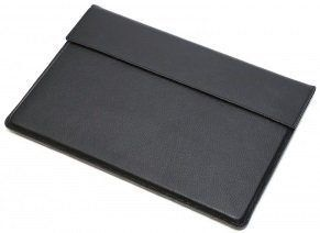 Кожаный чехол для MacBook Air 11'' ProCases Gallant Pouch Classic Black (GP-MBA-11-CBLK)