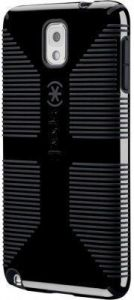 Чехол для Samsung Galaxy Note 3 (N9000) Speck CandyShell Grip  (Black/Slate) (SP-SPK-A2434)