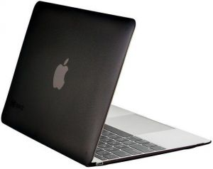 Чехол для Apple MacBook 12'' Speck SeeThru Onyx Black Matte (SP-SPK-A4125)
