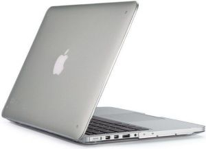 Чехол для MacBook Pro 13'' Retina (2012-2015) Speck SeeThru Clear (Glossy) (SP-SPK-A2412)