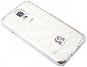 Чехол для Samsung Galaxy S5 (G900) Devia Glimmer Spot Silver