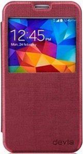 Чехол для Samsung Galaxy S5 (G900) Devia Tallent Red Wine