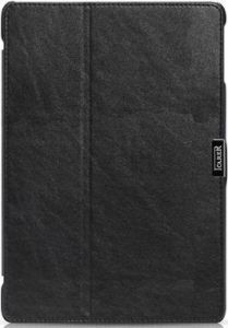 Кожаный чехол для iPad Air iCarer Microfiber Black (RID503)