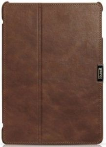 Кожаный чехол для iPad Air / iPad 9.7'' (2017/18) iCarer Vintage Brown (RID504)