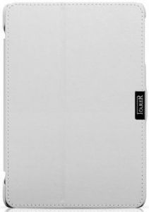Кожаный чехол для iPad Mini / Mini 2 / Mini 3 iCarer Microfiber White (RID795)
