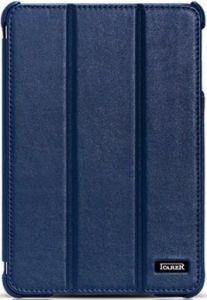 Кожаный чехол для iPad Mini / Mini 2 / Mini 3 iCarer Ultra-thin Genuine Blue (RID794)
