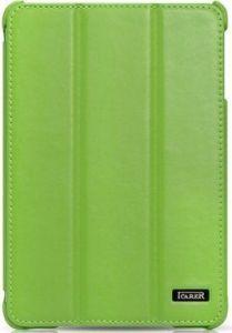 Кожаный чехол для iPad Mini / Mini 2 / Mini 3 iCarer Ultra-thin Genuine Green (RID794)
