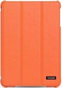 Кожаный чехол для iPad Mini / Mini 2 / Mini 3 iCarer Ultra-thin Genuine Orange (RID794)