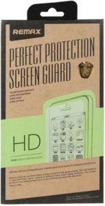 Защитная пленка Remax Clear для iPhone SE и iPhone 5/5S/5C (front + back)