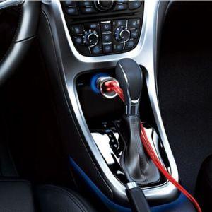Автомобильное зарядное устройство iWALK Dolphin Duo 3.4 car charger White(ССD004UW)