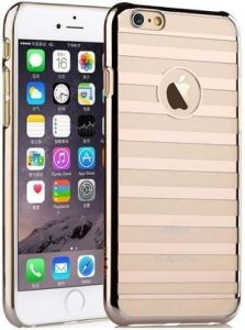 Чехол для iPhone 6/6S (4.7'') Vouni Parallel Champagne Gold