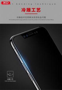 Защитное 3D-стекло на дисплей iPhone X/XS XO FD1 3D Curved Surface Full Screen Tempered Glass 0,26 mm Black