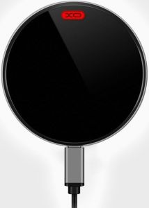 Беспроводное зарядное устройство XO WX001 Quick Wireless Charger Black