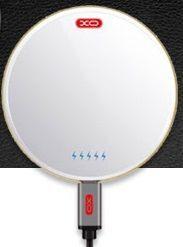 Беспроводное зарядное устройство XO WX001 Quick Wireless Charger White