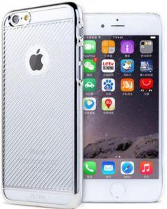 Чехол для iPhone 6/6S (4.7'') Remax Shadow PC Silver