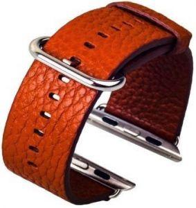 Кожаный ремешок для Apple Watch 42mm (Серия 1/2/3) / 44mm (Серия 4/5) COTEetCI W1 Watch Band for Premier Brown (CS2031-BR)