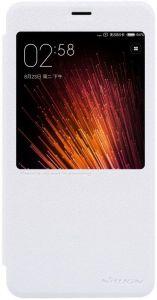 Чехол для Xiaomi Redmi Pro Nillkin Sparkle Series White