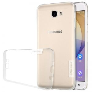 Чехол для Samsung G610F Galaxy J7 Prime (2016) Nillkin Nature Series Transparent