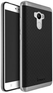 Чехол для Xiaomi Redmi 4 iPaky TPU+PC Black/Grey