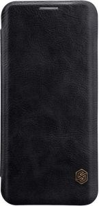 Кожаный чехол для Samsung G955 Galaxy S8 Plus Nillkin Qin Series Black