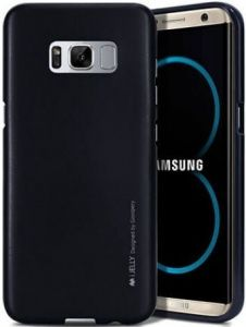 Чехол для Samsung G950 Galaxy S8 Mercury iJelly Metal series Black