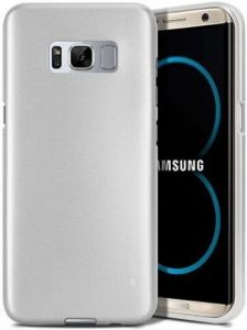 Чехол для Samsung G950 Galaxy S8 Mercury iJelly Metal series Silver