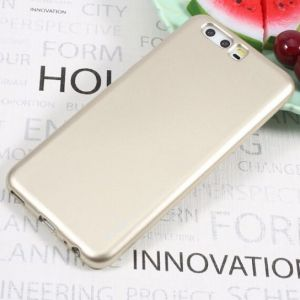 TPU чехол Mercury iJelly Metal series для Huawei P10 Plus Золотой
