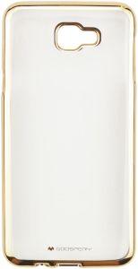 TPU чехол Mercury Ring 2 для Samsung G610F Galaxy J7 Prime (2016) Золотой