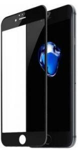 Защитное 3D-стекло для iPhone 6 Plus / 6S Plus Baseus Silk printing 3D Anti Soft Tempered Glass Black (SGAPIPH6SP-DE01)